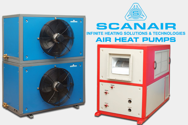 Scanair Air Heat Pumps