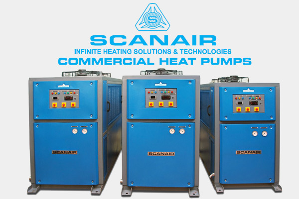 Scanair Commercial Heat Pumps