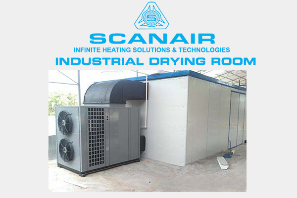 Scanair Drying Rooms