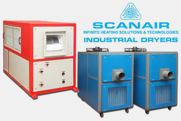 Scanair Industrial Dryers