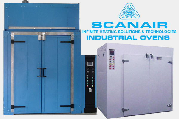 Scanair Industrial Ovens
