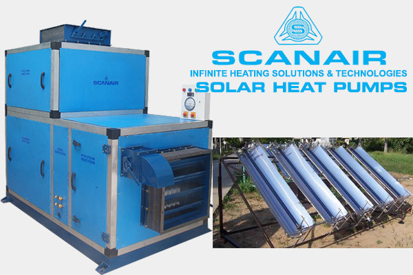Scanair Solar Heat Pumps
