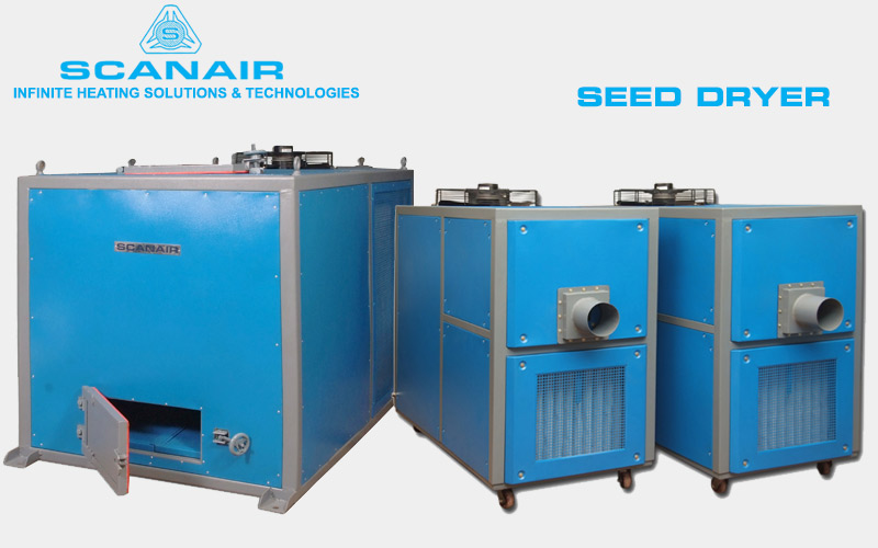 Heat Pump Seed Dryer Chennai