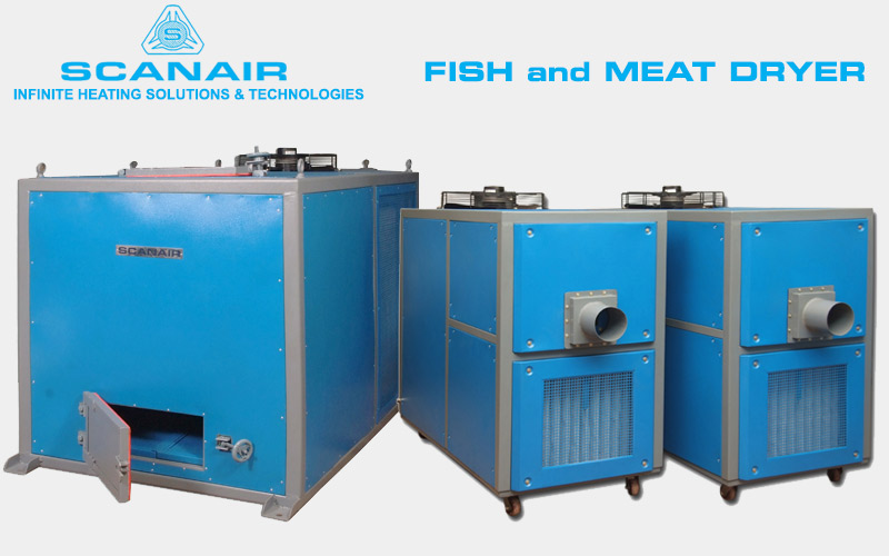 Heat pump fish meat dryer Chennai